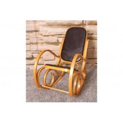 Supamoji medinė kėdė M41- ąžuolas - H