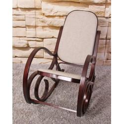Supamoji medinė kėdė M41- riešutas - H