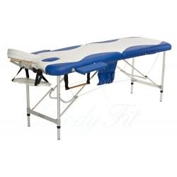 2 segmentų aliuminis masažo stalas - Fj