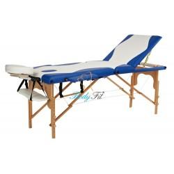 3 segmentų medinis masažo stalas - Fj
