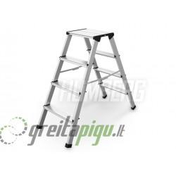 Buitinės kopėčios- pastoliai Humberg 2x4  504