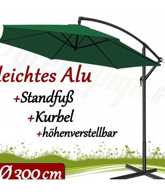 ALIUMINIS SAULĖS/ SODO SKĖTIS 300 cm – 102500 - DB