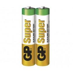 Baterijos AAA GP Super