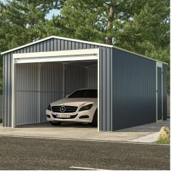 Metalinis garažas LIT-HB-B